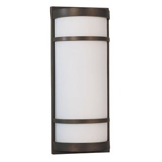 AFX BRW218 2 Light Outdoor Wall Sconce from the Brio Collection