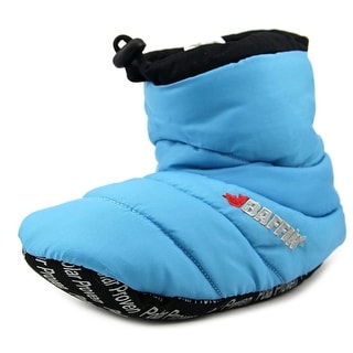 Baffin Cush Booty Youth Round Toe Synthetic Blue Winter Boot