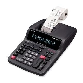 "Casio DR270TM Casio Desktop Printing Calculator - AC Supply Powered - 4.3"" x 8.4"""