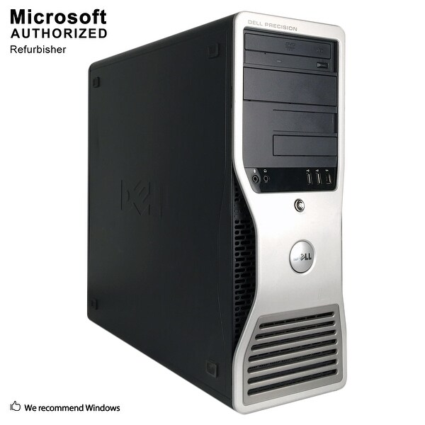 Dell OptiPlex 390 TW Intel Core i3 2120 3.30GHz, 8GB RAM, 360GB SSD, DVD, WIFI, BT 4.0, VGA, HDMI WIN10P64(EN/ES)
