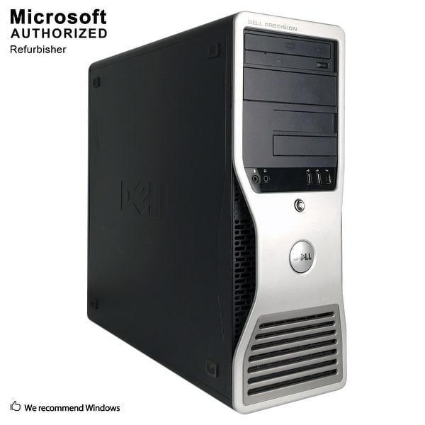 Dell OptiPlex 390 TW Intel Core i3 2120 3.30GHz, 8GB RAM, 500GB HDD, DVD, WIFI, BT 4.0, VGA, HDMI WIN10P64(EN/ES)-Refurbished