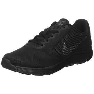 NIKE Men's Revolution 3 Running Shoe, Black/Metallic Dark Grey/Anthracite - black/metallic dark grey/anthracite