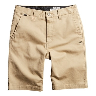 Fox 2014/15 Boy's Selector Chino Short - 11129 - Dark Khaki