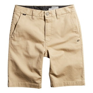 Fox 2014/15 Boy's Selector Chino Short - 11129 - Dark Khaki