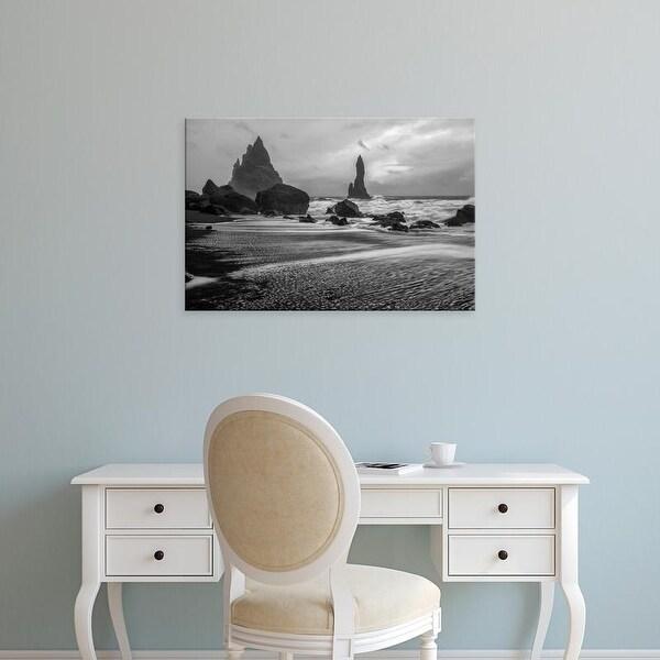 Easy Art Prints Danny Head's 'Angry Seas' Premium Canvas Art