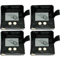 Motorola Replacement Battery FRS-007 / KEBT072 / FV700R Models (4 Pack)