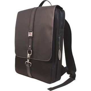 Mobile Edge MEBPW1-SL Mobile Edge Slimline Paris Backpack - Backpack - MicroFiber - Black
