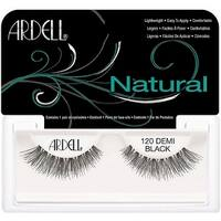 Ardell Fashion Lashes Natural Strip Lash, Demi Black [120] 1 ea