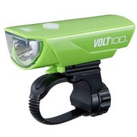 CatEye Volt 100 Rechargeable Cycling Headlight - HL-EL150RC - Green