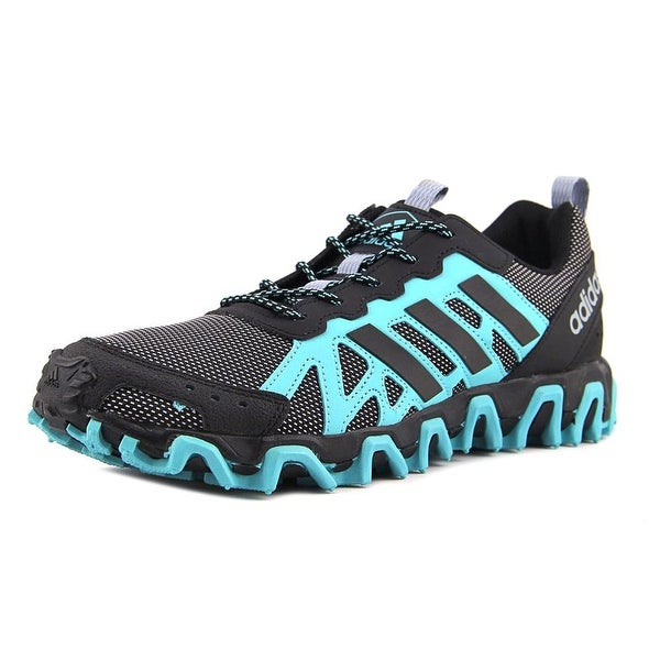 Adidas Incision Trail W Women Round Toe Synthetic Black Running Shoe