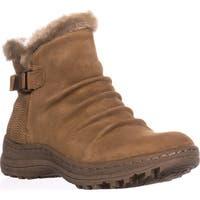 BareTraps Avita Short Winter Boots, Whiskey