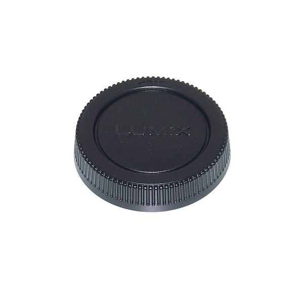 OEM Panasonic Lumix REAR Lens Cap - NOT A Generic: DMCG5KK, DMC-G5KK, DMCGH2, DMC-GH2, HF008, H-F008 - N/A