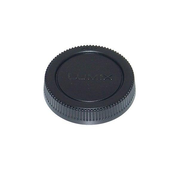 OEM Panasonic Lumix REAR Lens Cap - NOT A Generic: DMCGF2KS, DMC-GF2KS, DMCG5KW, DMC-G5KW, HES045, H-ES045 - N/A