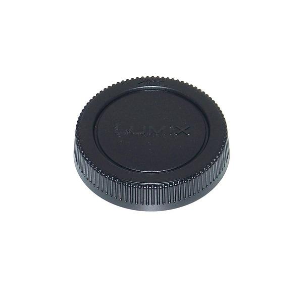 OEM Panasonic Lumix REAR Lens Cap - NOT A Generic: DMCGF3, DMC-GF3, DMCGF1, DMC-GF1, DMCGH2K, DMC-GH2K - N/A