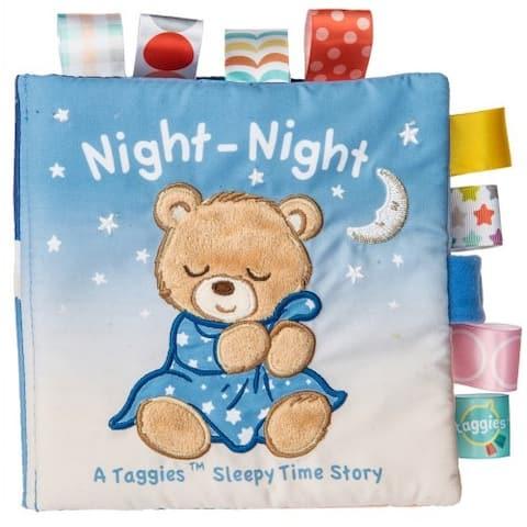 Taggies Night Night Soft Book