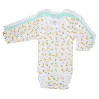 Bambini Boys Longsleeve Printed Variety Pack (White/Blue, Small)|https://ak1.ostkcdn.com/images/products/is/images/direct/60023f9ccafe66b56cfc64aedf85b0e3953c8ec2/Bambini-Boys-Longsleeve-Printed-Variety-Pack-%28White-Blue%2C-Small%29.jpg?impolicy=medium