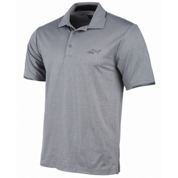 Greg Norman Solid Shark Mens Small Polo Rugby Shirt Free Shipping On Orders Over 45 26917186
