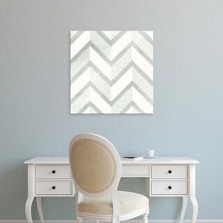 Easy Art Prints Victoria Borges's 'Seaglass Tiles III' Premium Canvas Art