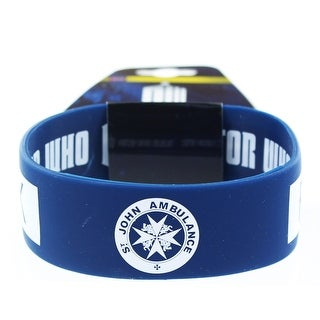 Doctor Who Rubber Wristband I Am TARDIS