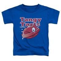 Dubble Bubble-Tangy Tarts - Short Sleeve Toddler Tee - Royal,