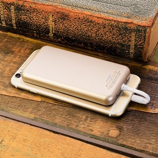 Scosche MagicMount PowerBank Lightning 4000mAh Battery Pack (Gold)