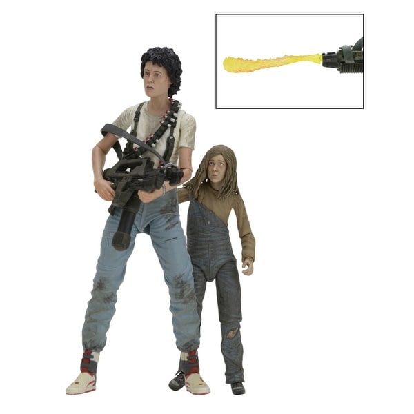Aliens 30th Ripley and Newt 2 Pack Figures