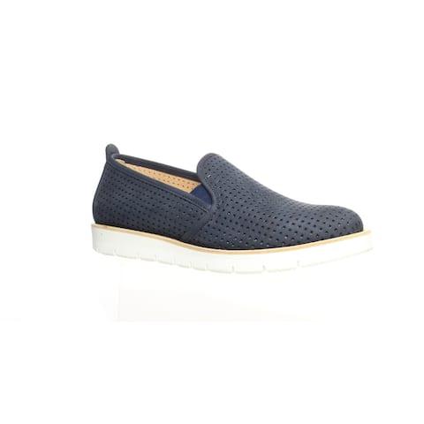 Samuel Hubbard Womens Kicks Blue Loafers Size 6.5