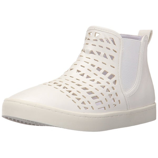 Report Women's ARCETIA Fashion Sneaker, White, Size 8.5