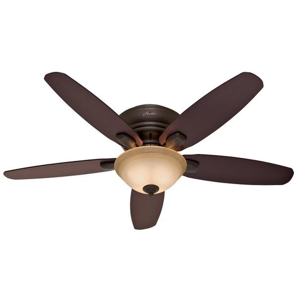 Hunter 53000 Fremont Series Low Profile Ceiling Fan