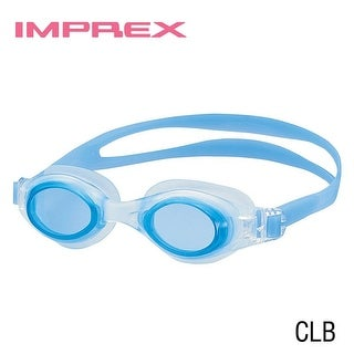 VIEW Swimming Gear V-300 Imprex Swim Goggle (3 options available)
