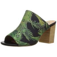 Sbicca Women's Panorama Heeled Sandal - Multi