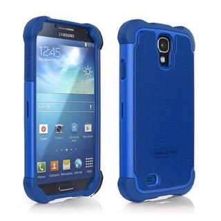 Ballistic Shell Gel Series Case for Samsung Galaxy S4/i9500 (Navy/Cobalt)