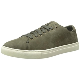 Polo Ralph Lauren Mens Jermain Nubuck Lace Up Fashion Sneakers