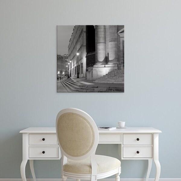 Easy Art Prints Alan Blaustein's 'Paris #3' Premium Canvas Art