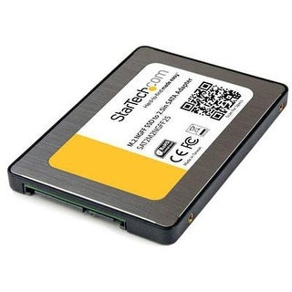Startech M.2 Ssd To 2.5-Inch Sata Iii Adapter With Protective Housing (Sat2m2ngff25)