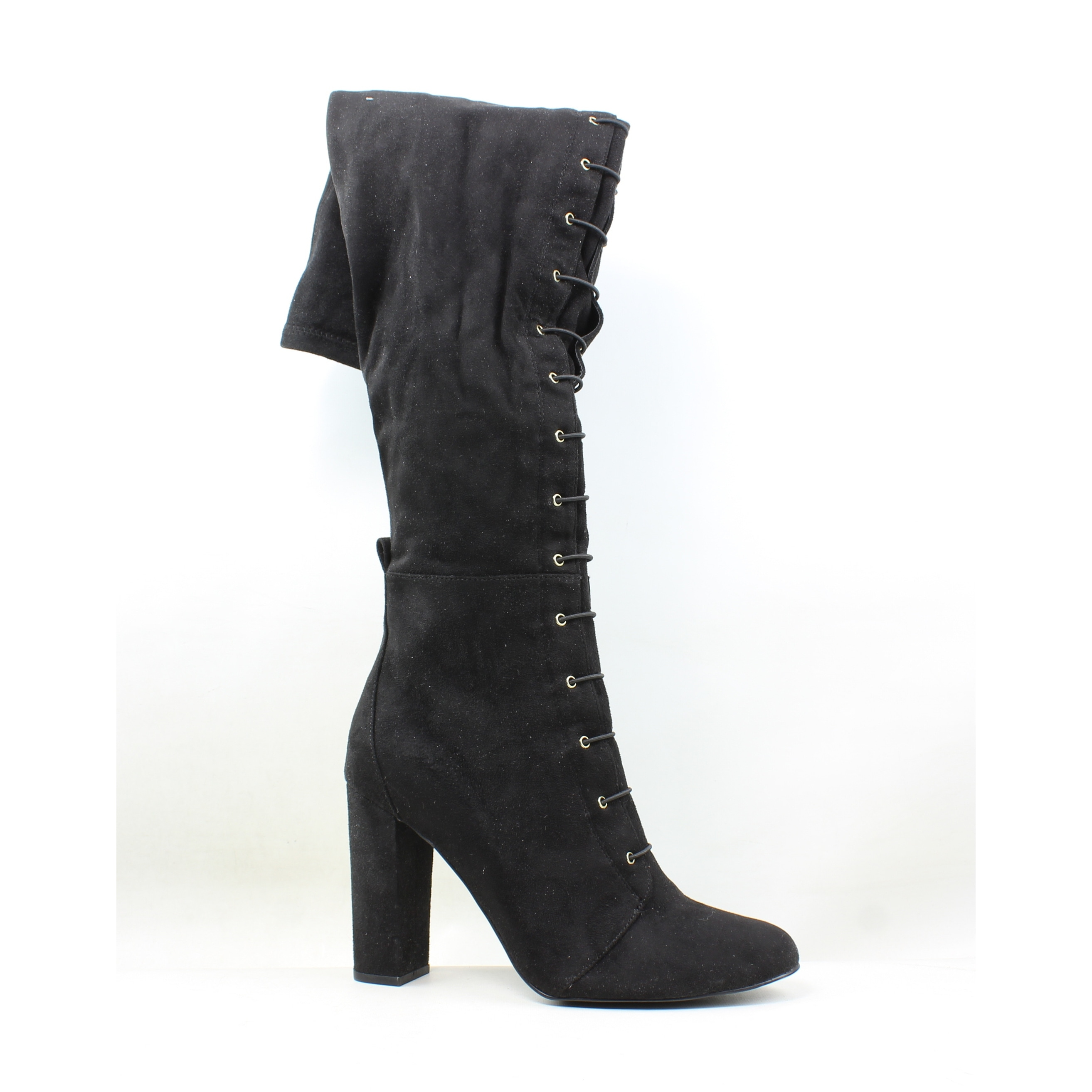 c6bec51bfba Buy Black Chinese Laundry Women s Boots Online at Overstock
