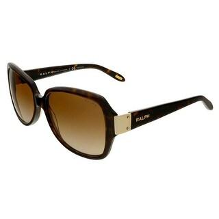 Ralph Lauren RA5138 510/13 Dark Tortoise Rectangle Sunglasses