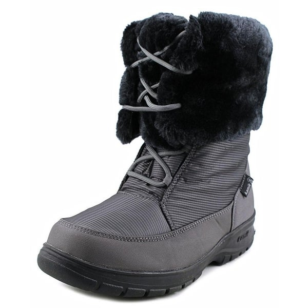Kamik Seattle Women Charcoal Snow Boots