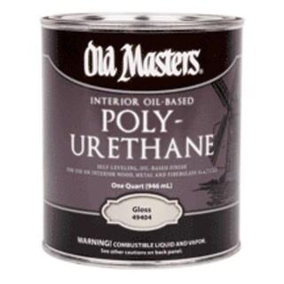 Old Masters 49516 Hpt Semi-Gloss Polyurethane