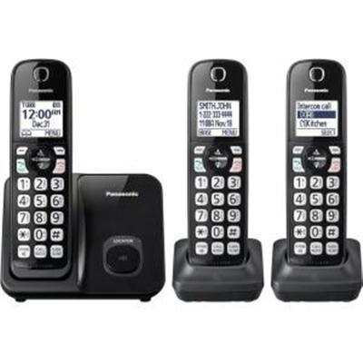Panasonic Consumer - Kx-Tgd513b - Three Handset Telephone