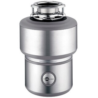 InSinkErator EXCEL Evolution Continuous Feed Garbage Disposal, 1 HP