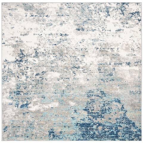 SAFAVIEH Brentwood Malissie Modern Abstract Rug