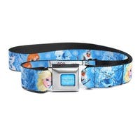 Disney Frozen Characters Seat Belt Belt-Holds Pants Up