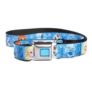 Disney Frozen Characters Seat Belt Belt-Holds Pants Up