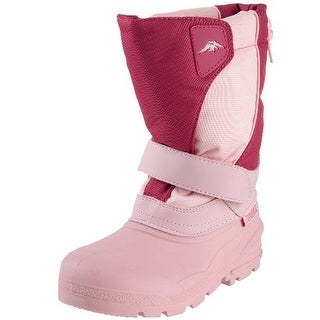 Tundra Boots Quebec Insulated Infant Girls Winter Boots