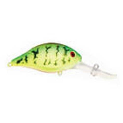Luhr Jensen Hot Lips 12-16' 1/4 Fire Tiger Crystal