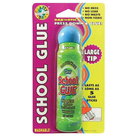 Crafty Dab Glues Dab N Stic School