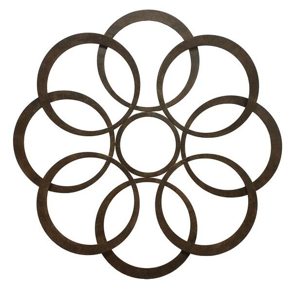 shop brewster x1481 fetco 24 diameter sarah abstract circles