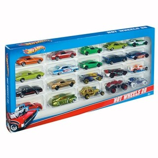 Hot Wheels(R) 20 Car Pack