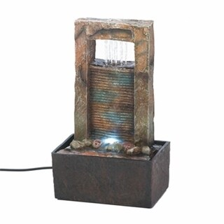 Eastwind Gifts 10016894 Cascading Water Tabletop Fountain